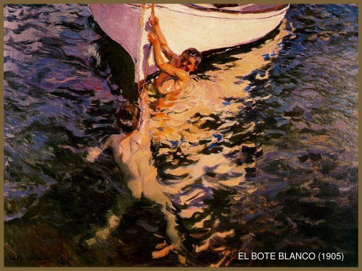 EL BOTE BLANCO (1905)