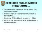 extended public works programme cont1