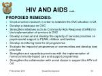 hiv and aids cont8