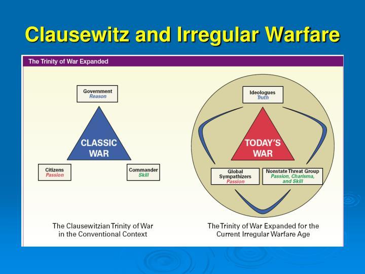 Clausewitz and Irregular Warfare