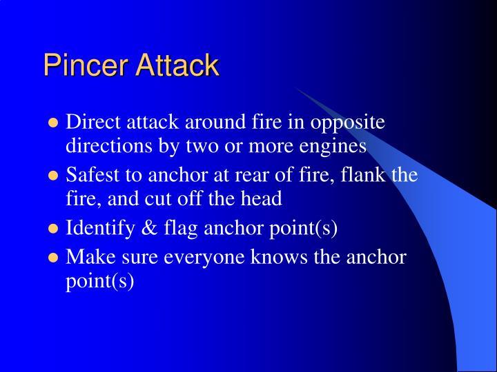 Pincer Attack