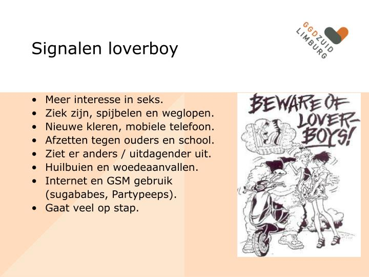 Signalen loverboy