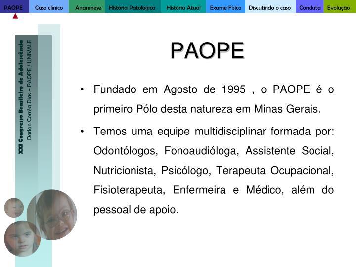 Paope