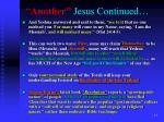 another jesus continued2