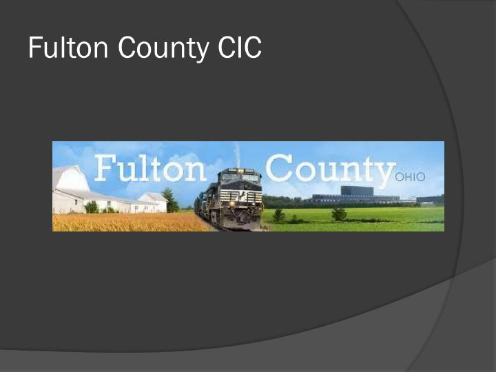 Fulton County CIC