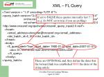 xml fl query