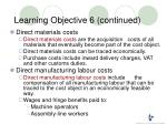 learning objective 6 continued1