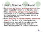 learning objective 8 continued5