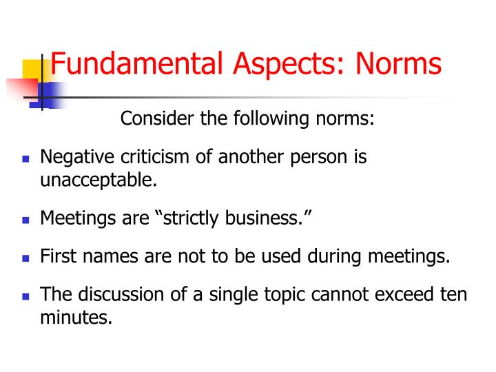 Consider the following norms: