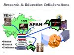 research education collaborations