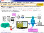 where will i3gt go 2 a better quality of life by iptv