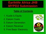 earthlife africa jhb mypd2 submission