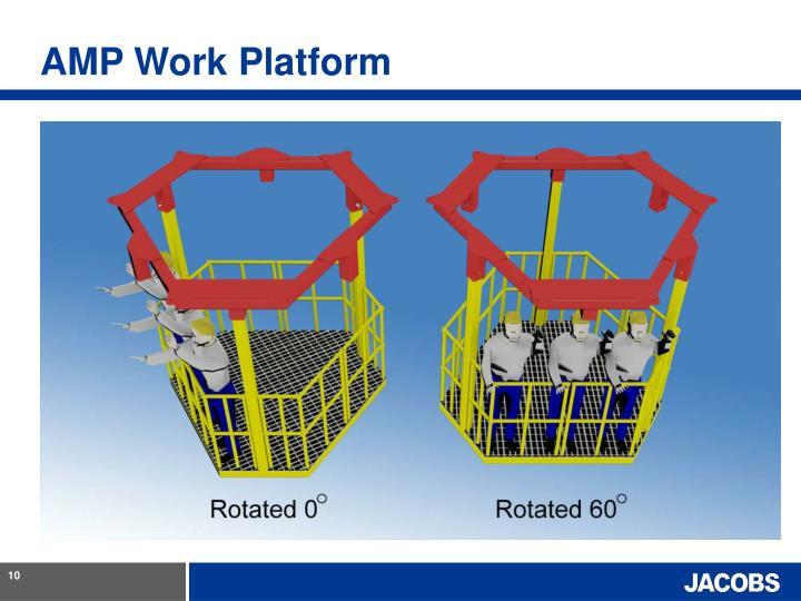 AMP Work Platform