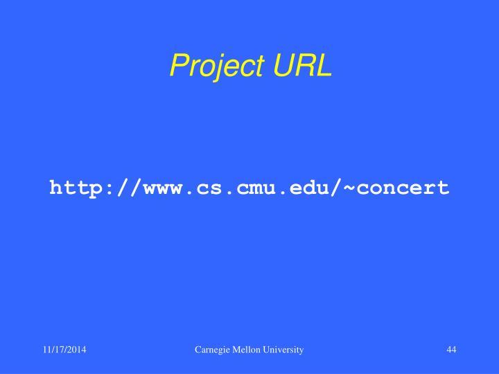 Project URL