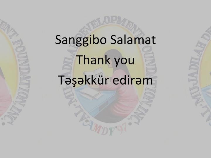 Sanggibo