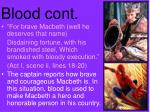 blood cont