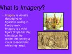 what is imagery