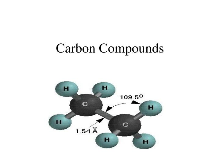 carbon compounds n.