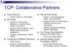 tcp collaborative partners