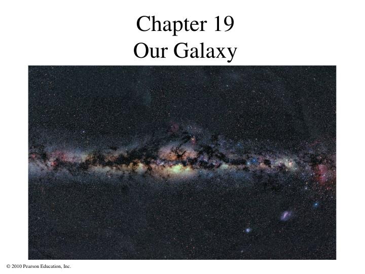 chapter 19 our galaxy n.