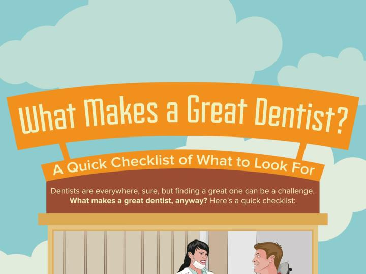 What makes a great dentist