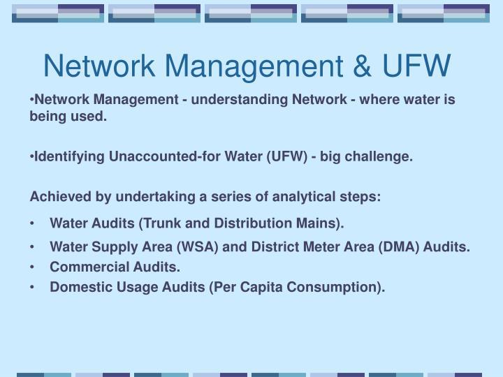Network Management & UFW