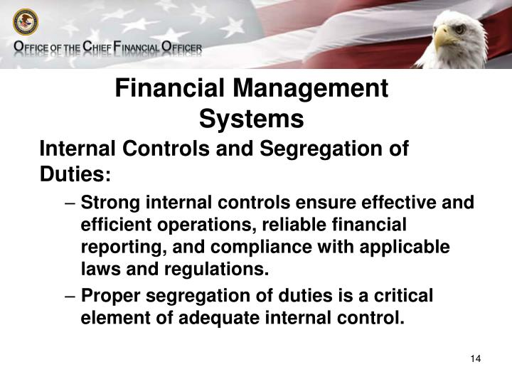 Financial Management Systems