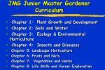 jmg junior master gardener curriculum