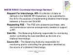 naesb r05001 coordinate interchange standard4
