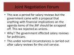 joint negotiation forum1