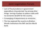 joint negotiation forum2