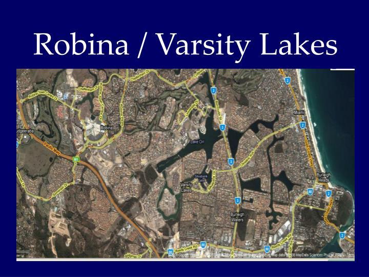 Robina / Varsity Lakes