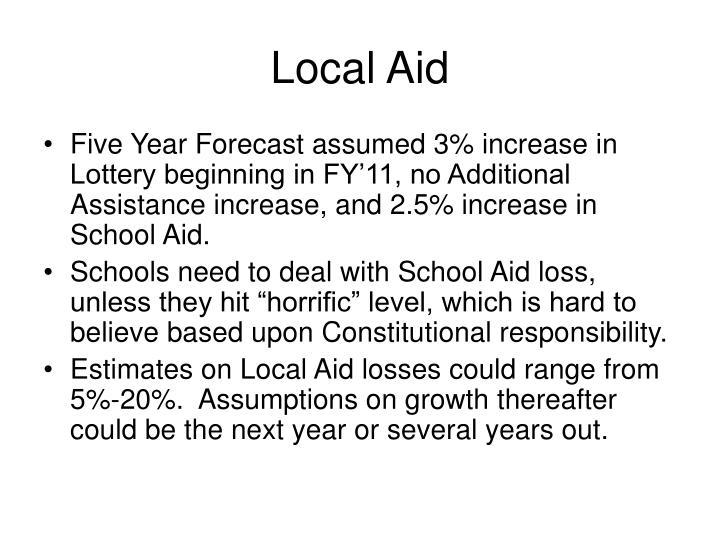 Local Aid