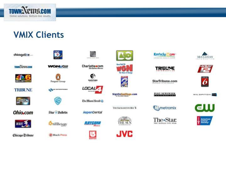 VMIX Clients