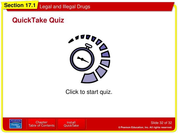 QuickTake Quiz