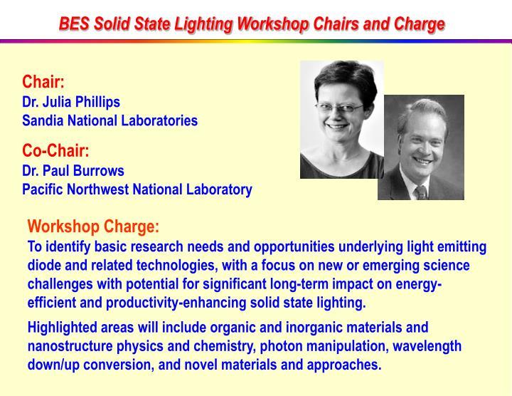 BES Solid State Lighting Workshop