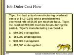 job order cost flow10