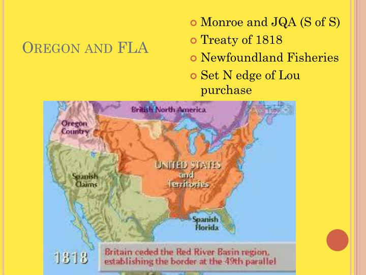 Oregon and FLA