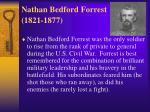 nathan bedford forrest 1821 1877