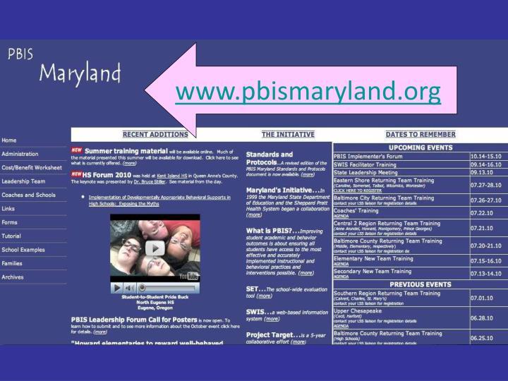 www.pbismaryland.org