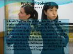 problem solving scenario 3
