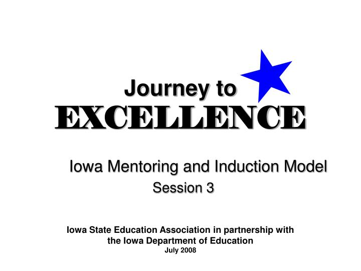 journey to excellence n.