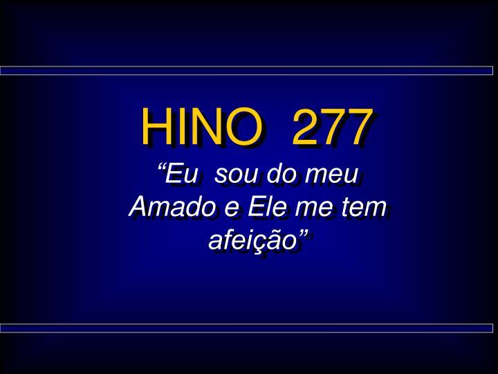 HINO  277