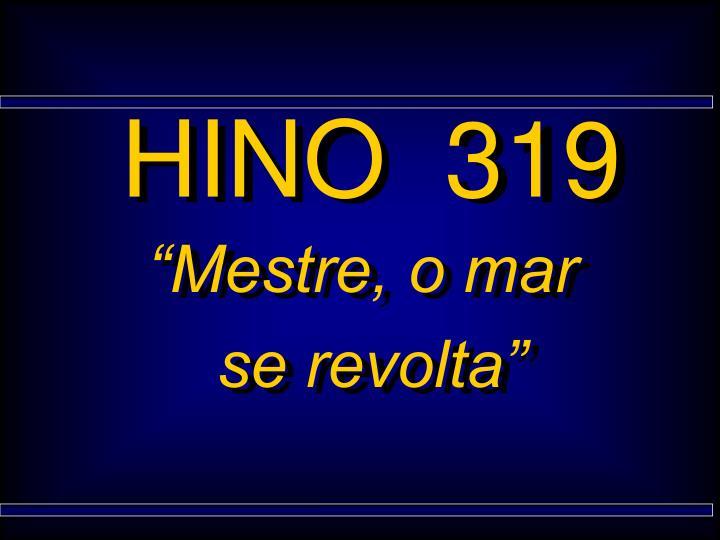 HINO  319