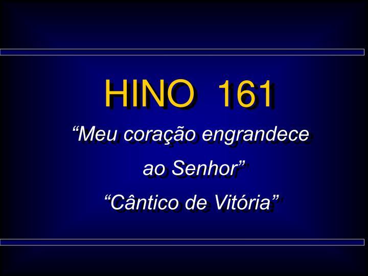 HINO  161