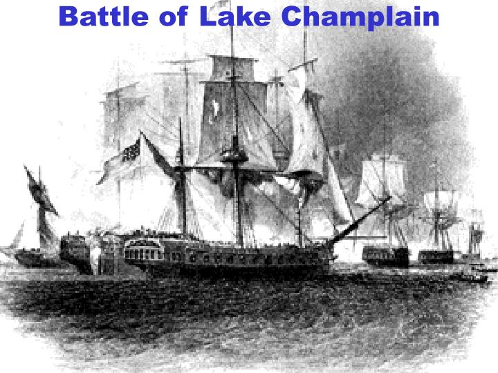 Battle of Lake Champlain