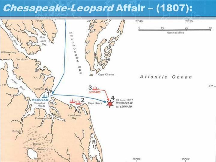 Chesapeake-Leopard