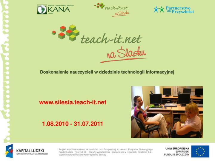 www.silesia.teach-it.net