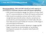 1 focus mu on interoperability continued