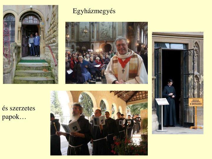 Egyházmegyés
